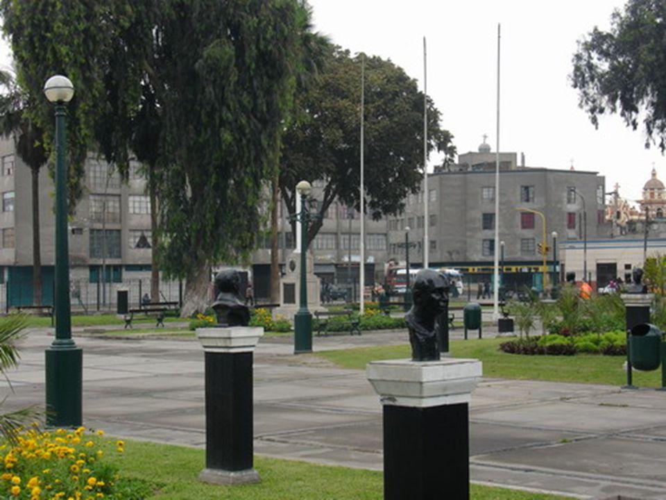 PARQUE DE LA MEDICINA PERUANA