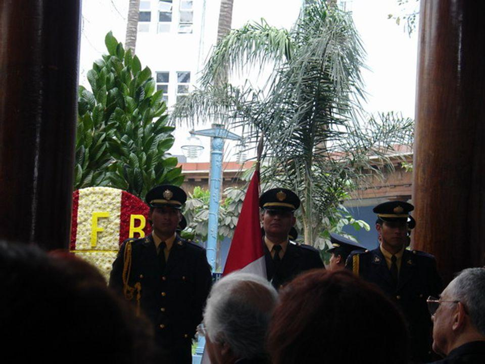 2007: AÑO DEL SESQUICENTENARIO DEL NACIMIENTO DE DANIEL CARRIÓN Edición y fotos: Dr.