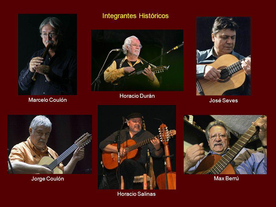 Histórico Grupo Musical Chileno Inti illimani Música Andina Folklor Chileno Canción Poética Canción de Protesta Música de Fusión Danza di Cala Luna