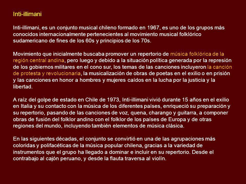 Horacio Durán Marcelo Coulón Jorge Coulón Max Berrú José Seves Integrantes Históricos Horacio Salinas