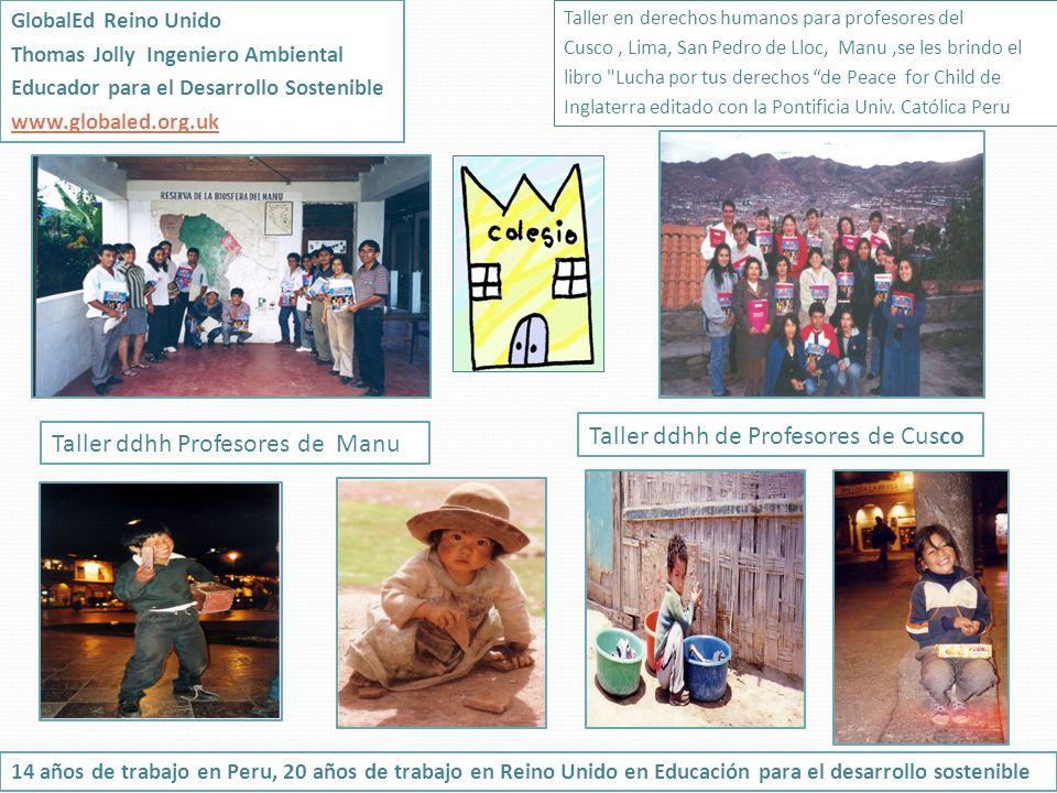 Salud/Medicina GlobalEd Peru Octubre 2010 5 Día de la Salud/Medicina Peruana 15.