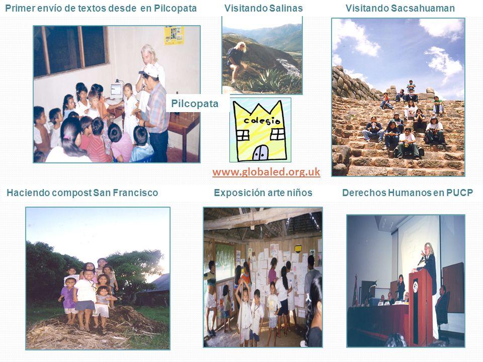 Salud/Medicina GlobalEd Peru Octubre 2010 5 Día de la Salud/Medicina Peruana 1.Participación e Inclusión Somos, existimos, la pluralidad como principio activo del discurso en Sector salud es imprescindible.