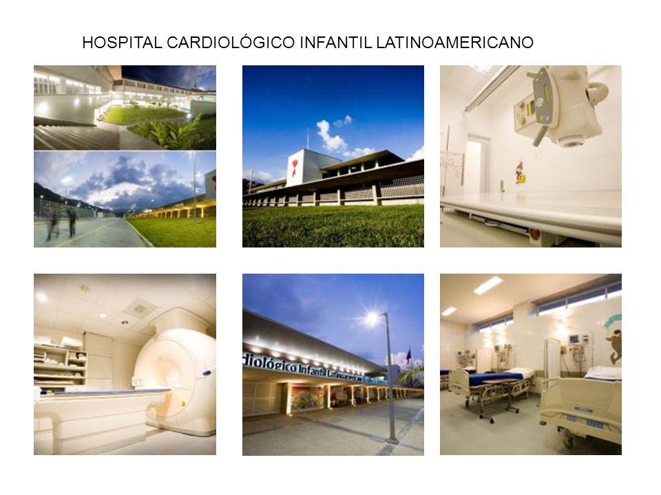 HOSPITAL CARDIOLÓGICO INFANTIL LATINOAMERICANO