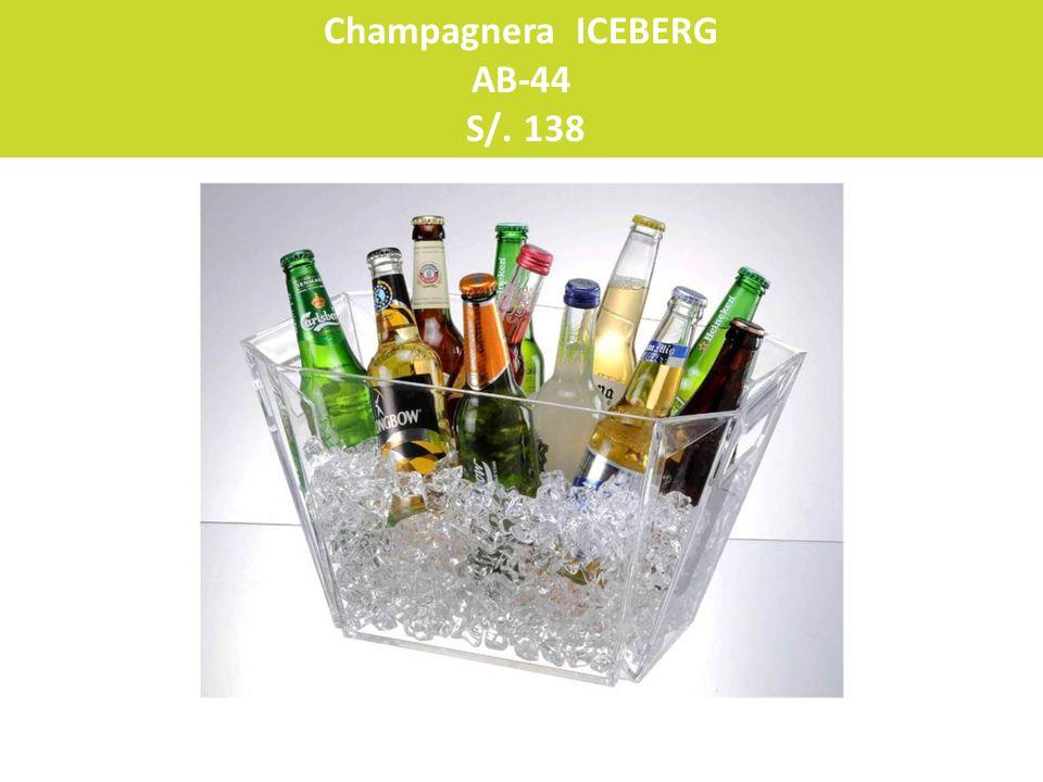 Champagnera ICEBERG AB-44 S/. 138