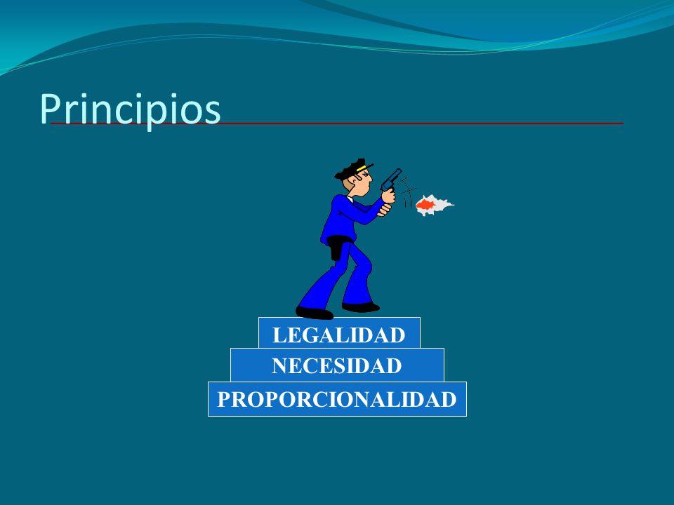 USO DE LA VIOLENCIA USO DE LA FUERZA INTERVENCIÓN POLICIAL - Impulsivo Arbitrario - Ilegal - Ilegítimo - NO PROFESIONAL - Acto discrecionario - Legal