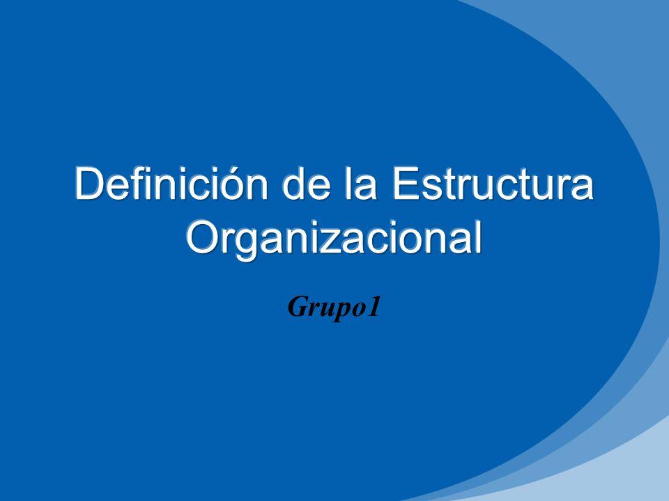 Tecnología: Toda organización tiene por lo menos una forma de tecnología para convertir sus insumos en resultados, la cual afecta a la estructura.