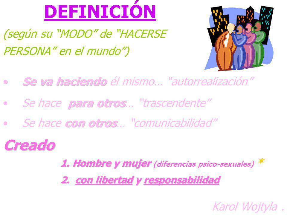 Trastornos de la personalidad Clasificación (D.S.M.