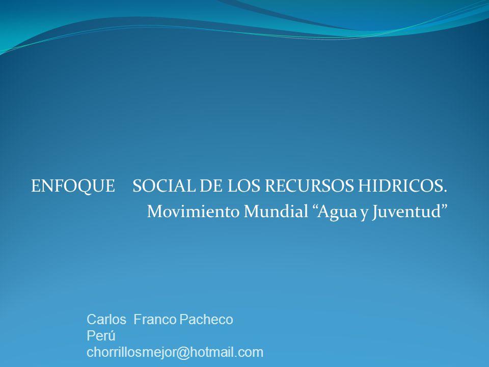 (Tomado de Basadre, Jorge: EL AGUADOR Historia de la República del Perú.) EL AGUADOR