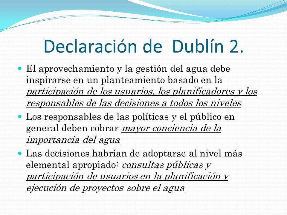 Otros principios RED VIDA: – Un factor fundamental es el impulso a la RESISTENCIA contra la privatización del agua y de los servicios públicos de agua.