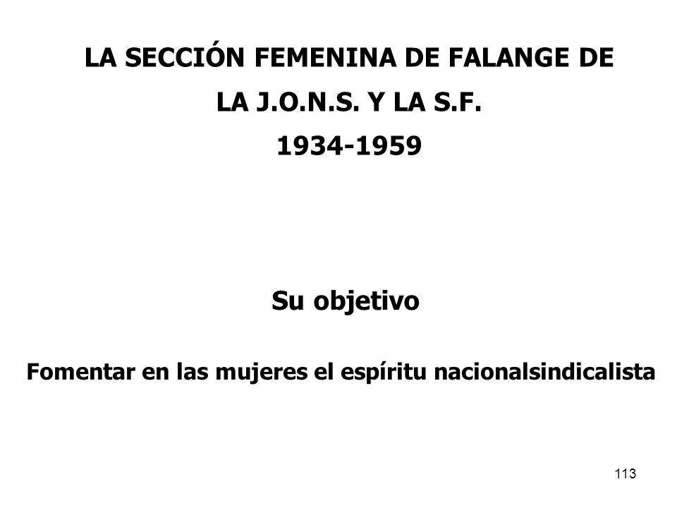 112 Veamos el siguiente ejemplo de El martillo de las brujas en la España falangista (vigente hasta casi fines de la década de 1960…