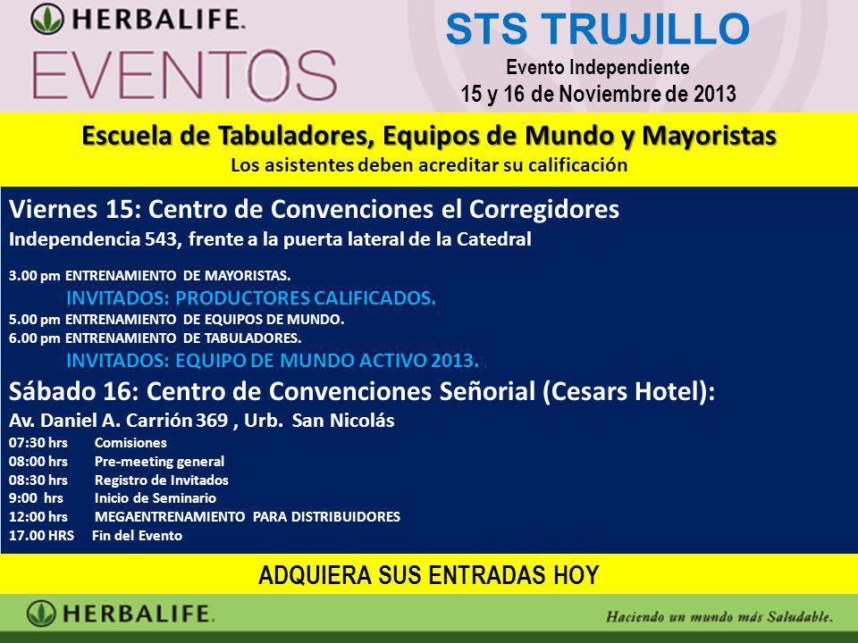 Viernes 15: Centro de Convenciones el Corregidores Independencia 543, frente a la puerta lateral de la Catedral 3.00 pm ENTRENAMIENTO DE MAYORISTAS.