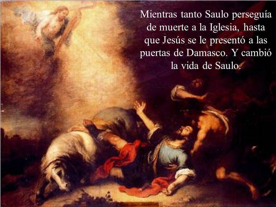 Fue encarcelado, pero un ángel del Señor lo liberó, porque la Iglesia estaba orando por él.
