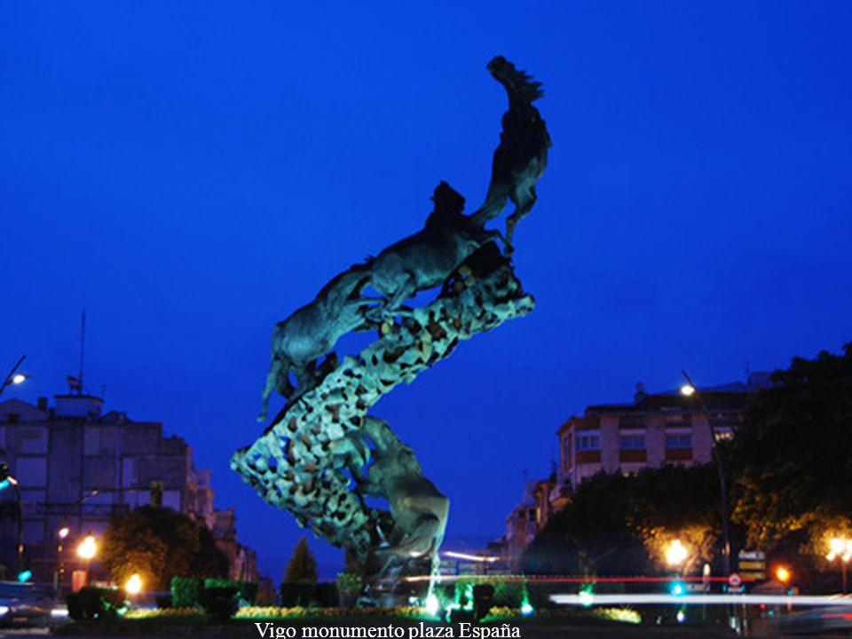 Vigo ría y puerto