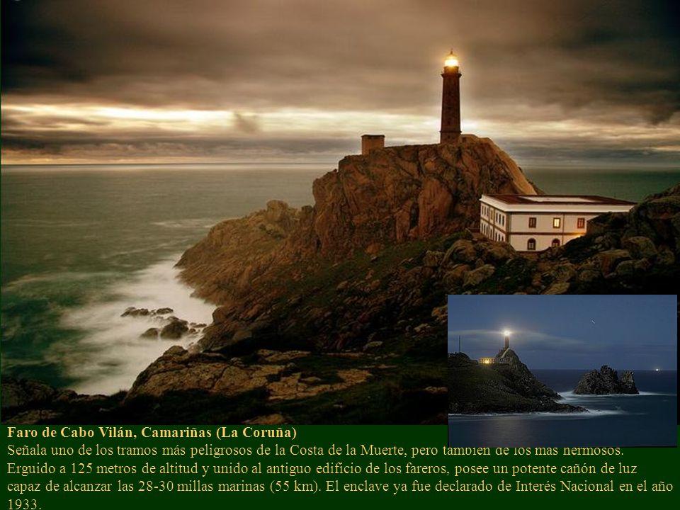 Mirador y Cascada de Ézaro, Umbría (La Coruña). ¿Algunos os preguntaréis... y que tiene de especial esta cascada respecto al resto? Pues que es la úni