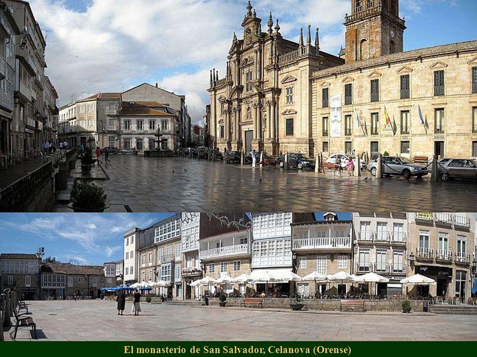 Carnota, (La Coruña) En Carnota se encuentra el mayor hórreo de España, con casi 35 m de longitud, y por lo tanto del mundo así como la playa mas gran