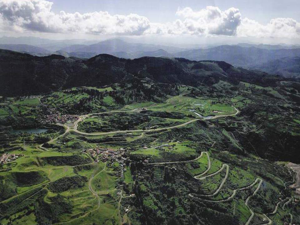 Montes de Triano ( Zona Minera ).