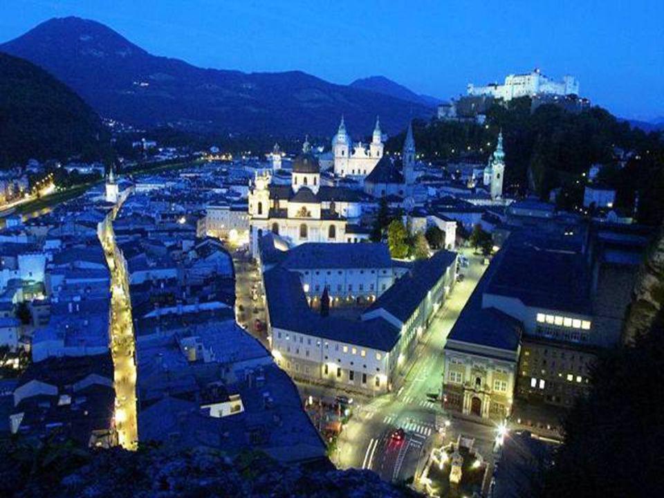 Salzburgo es frequentemente apodado como