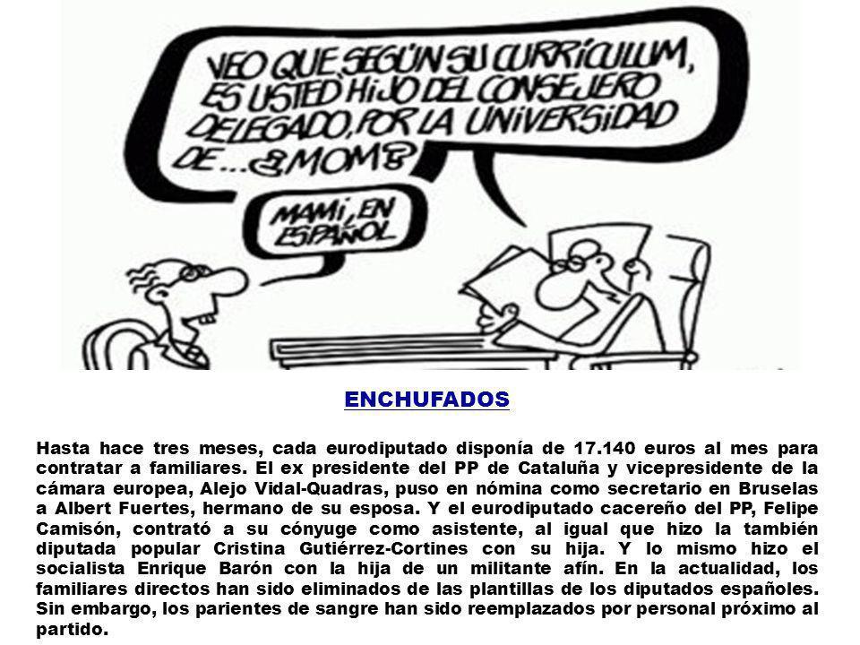 DIETAS Los parlamentarios que no viven en Madrid reciben, además del sueldo, otros 1.823 euros al mes por sus supuestos gastos de manutención y alojam