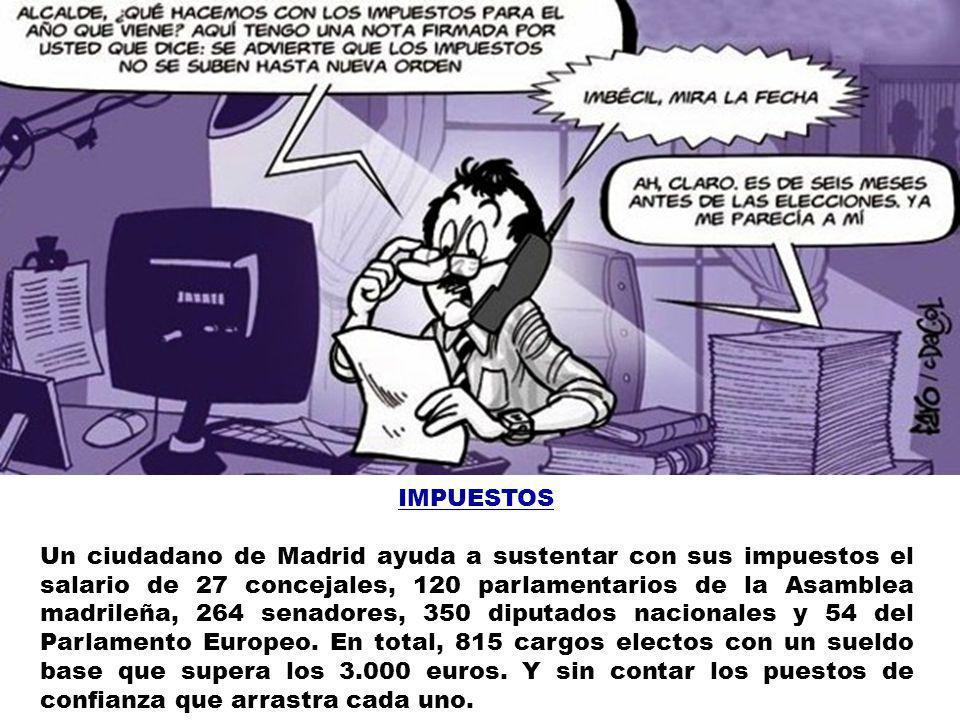 IBARRETXE, JUAN JOSÉ El ex lehendakari del Gobierno vasco recibe unos 45.000 euros al año, la mitad de lo que ingresaba cuando era presidente. Y lo co