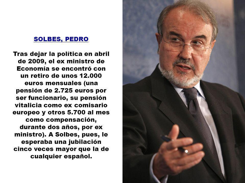SIN LÍMITES Cada parlamento autonómico, diputación o ayuntamiento fija el sueldo de sus cargos electos sin límite ni baremo alguno. José Bolarín, alca