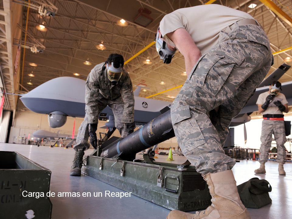 El uso de este tipo de arma ha cambiado la forma de hacer la guerra.