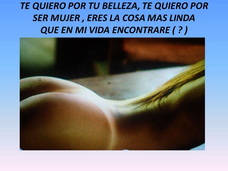 SI SE TE CAE EL CALZON … SE ME PARA…¡¡¡EL CORAZON!!!.