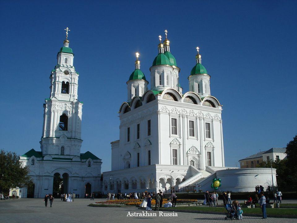Lenskiye Stolby Russia