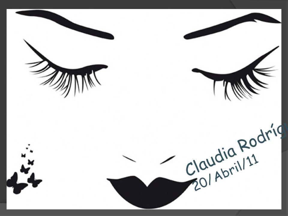 Claudia Rodríguez 20/Abril/11