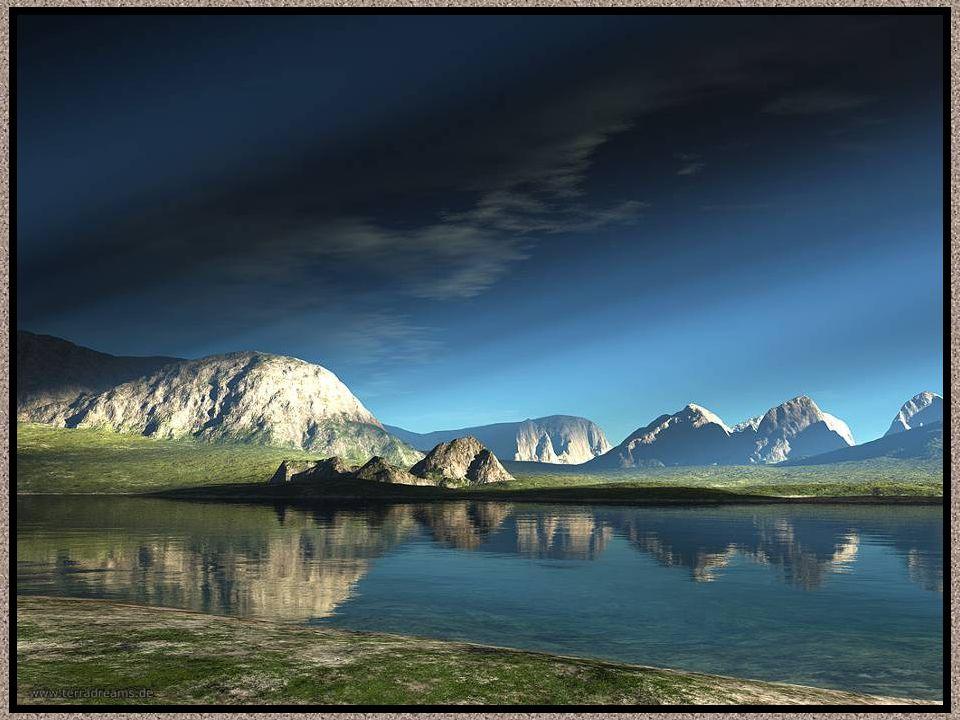 Idaho. Al fondo, las montañas de Canadá y cerca de Brus Lake