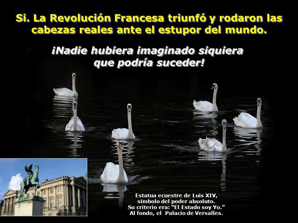 D e hecho, la caída de los reyes de Francia fue tan importante que cambió el curso de la Historia. 14 de Julio de 1789 A partir de ese día la Época Mo