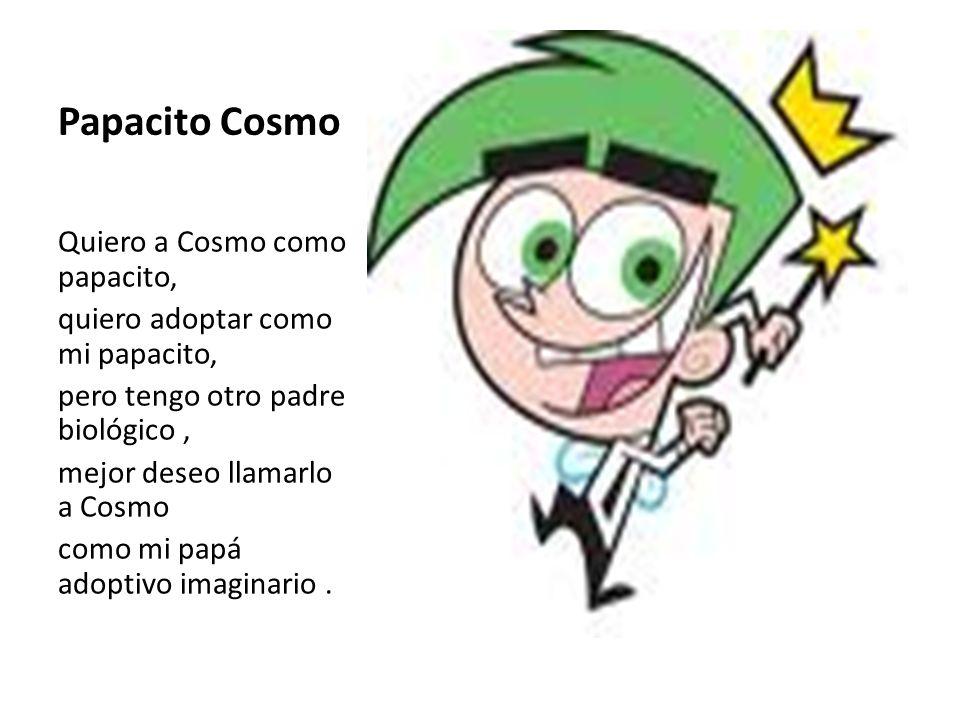 Felicidades,Cosmo por lo que pasaste linda aventura con tu familia y con tu ahijado.