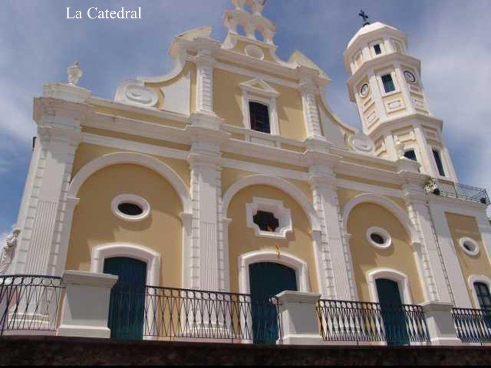 La Catedral de Ciudad Bolívar
