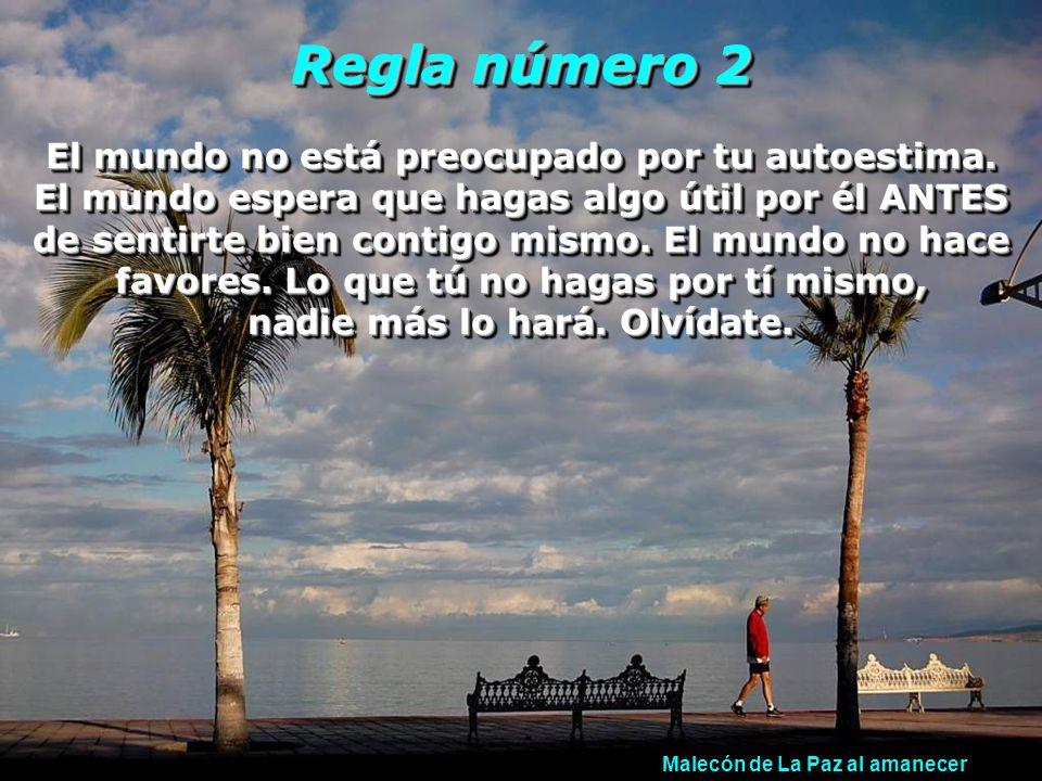 Regla número 1 La vida es bella, pero no es fácil. Convéncete y Convéncete y acostúmbrate a ello acostúmbrate a ello. La vida es bella, pero no es fác