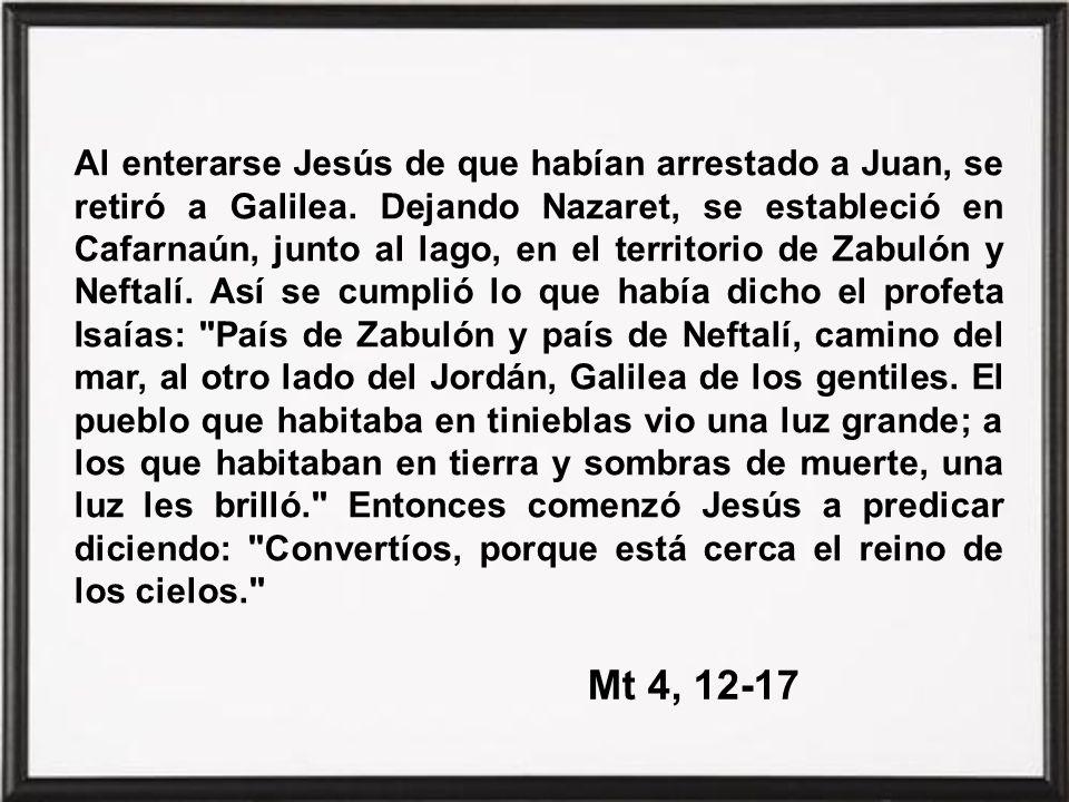 En este ciclo A en los domingos del tiempo ordinario encontramos el evangelio según san Mateo. Su empeño es que conozcamos lo mejor posible a la perso