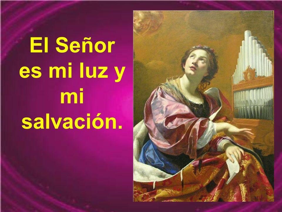 Espera en el Señor, sé valiente y en el Señor confía.