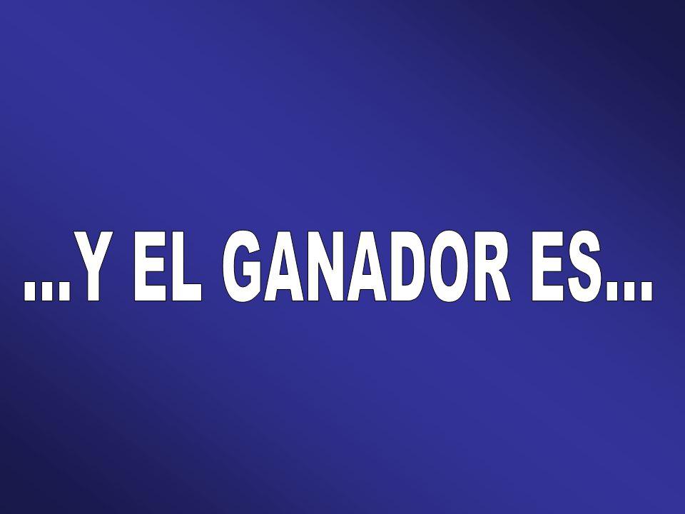 EN SEGUNDO LUGAR… ¡¡¡ EL MATABÚFALOS !!!