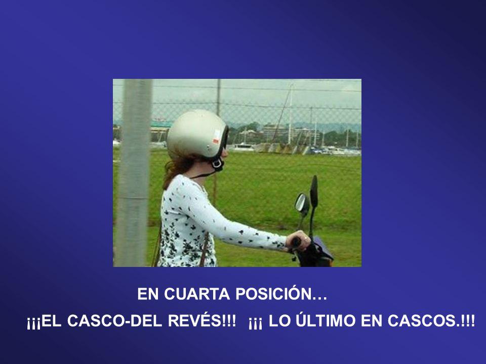 EN QUINTA POSICIÓN… EL CUBO DE LOS HELADOS…¡¡¡¡ COPIÓN !!.
