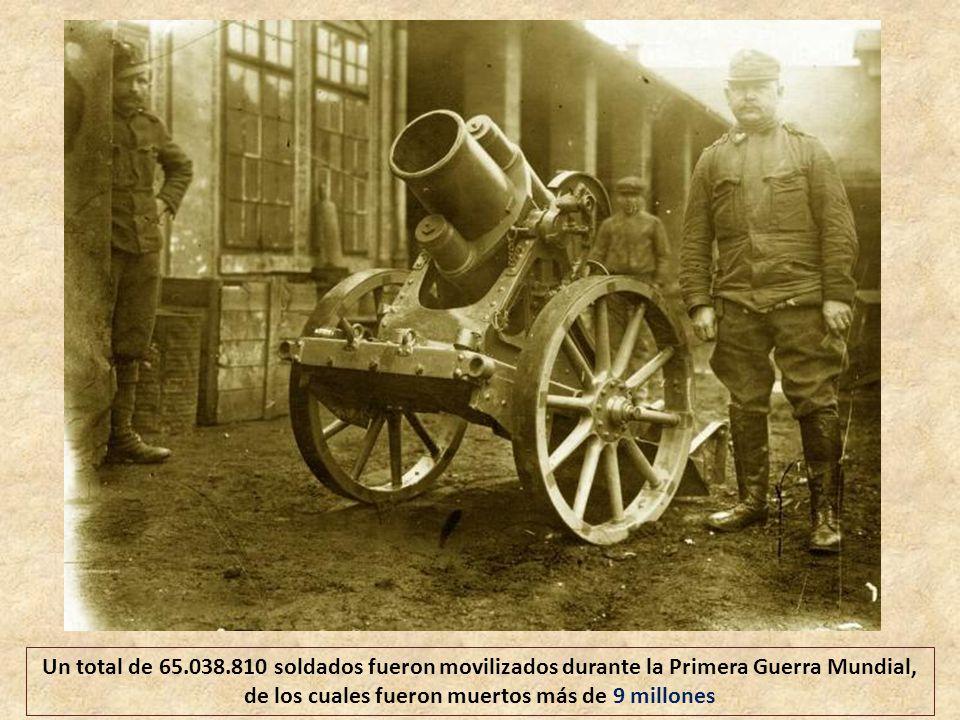 296 soldados de EE.UU. se suicidaron durante 7 meses en que el país formó parte de la Primera Guerra Mundial.