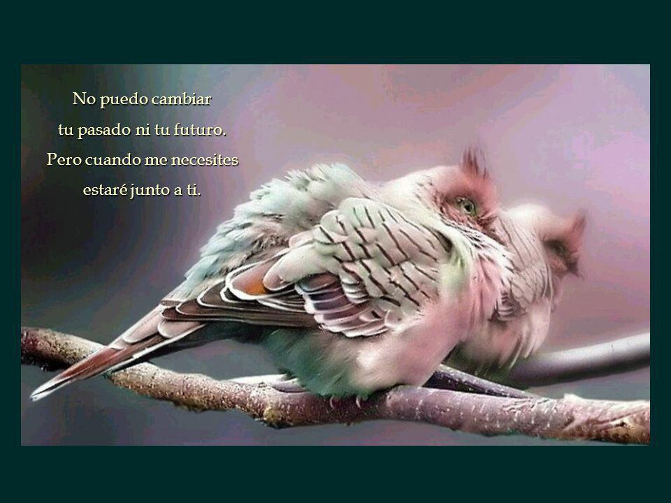 Basta que me quieras como amigo. Gracias por serlo. J. L. Borges