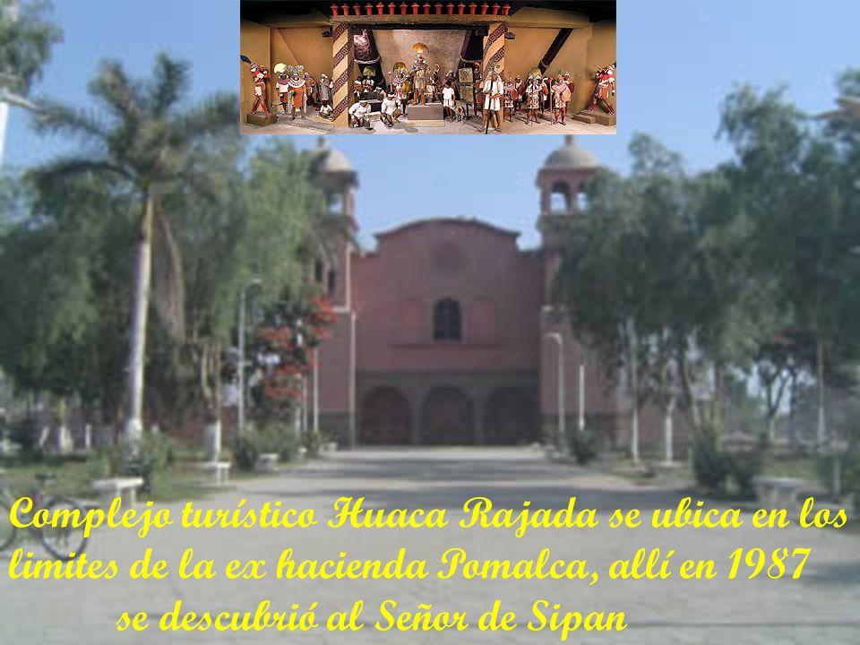 Museo arqueológico Bruning de Lambayeque