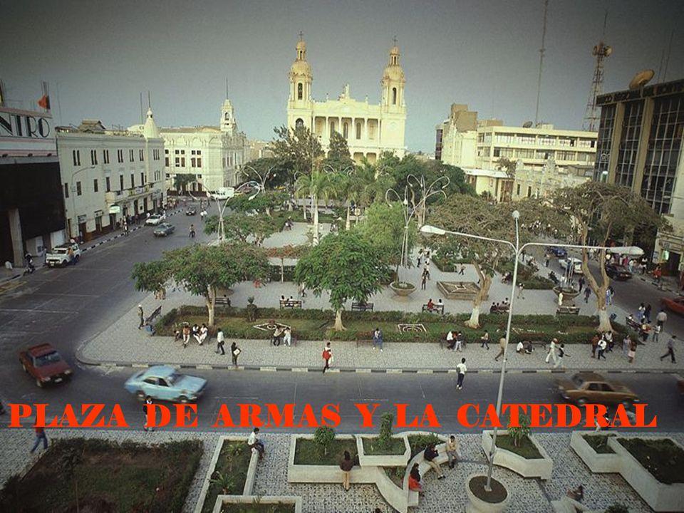 CHICLAYO CAPITAL DE LA AMISTAD Departamento de Lambayeque ubicado en la costa norte del Perú, Tiene 3 Provincias : Chiclayo, Ferreñafe y Lambayeque LA