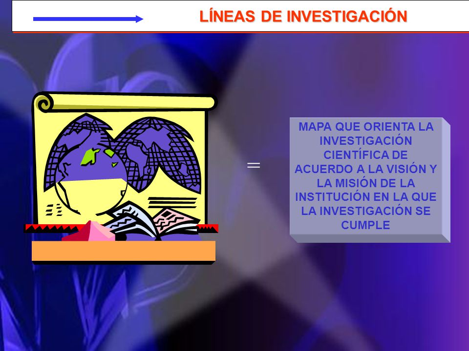 APROXIMACIÓN TÉCNICO-CIENTÍFICA A LA CATEGORÍA LÍNEA DE INVESTIGACIÓN APROXIMACIÓN TÉCNICO-CIENTÍFICA A LA CATEGORÍA LÍNEA DE INVESTIGACIÓN LÍNEA DE INVESTIGACIÓN ES LA PROFUNDIZACIÓN SISTEMÁTICA EN EL CONOCIMIENTO DE UN CAMPO PROBLEMÁTICO QUE MERECE SER ESTUDIADO EN PROFUNDIDAD HERRAMIENTA PARA HACER CIENCIA CALIFICACIÓN DE PRIORIDAD