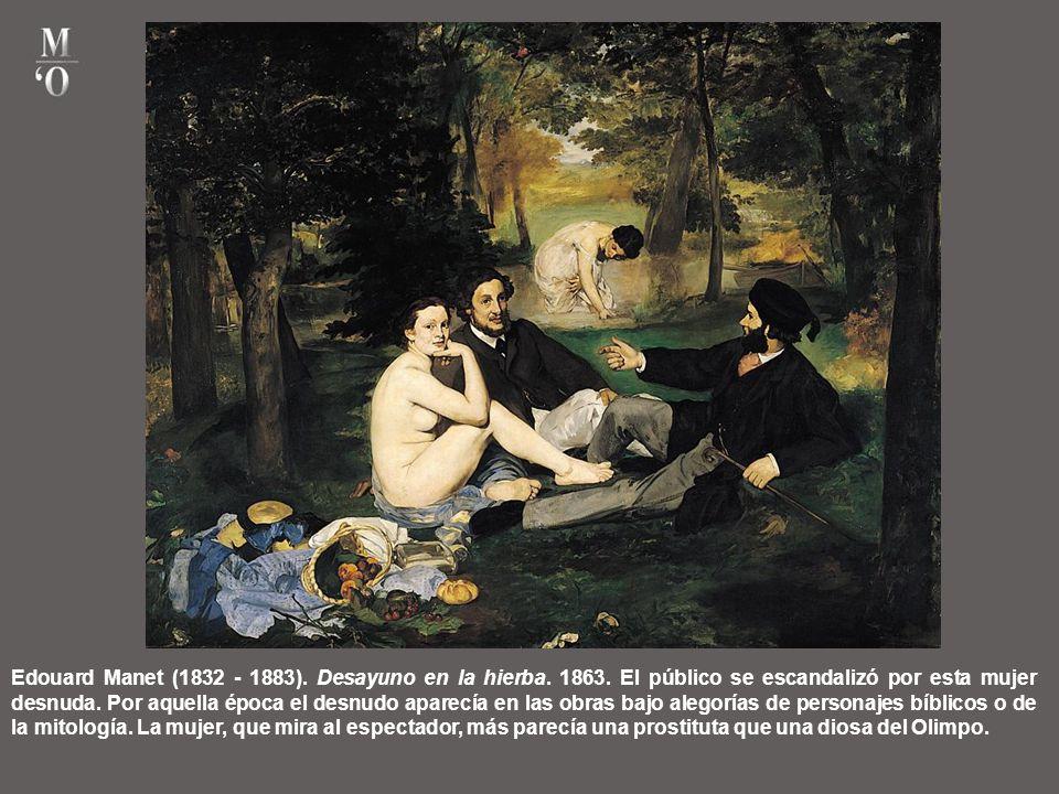 Jean Auguste Dominique Ingres (1780 – 1867). La fuente. 1856