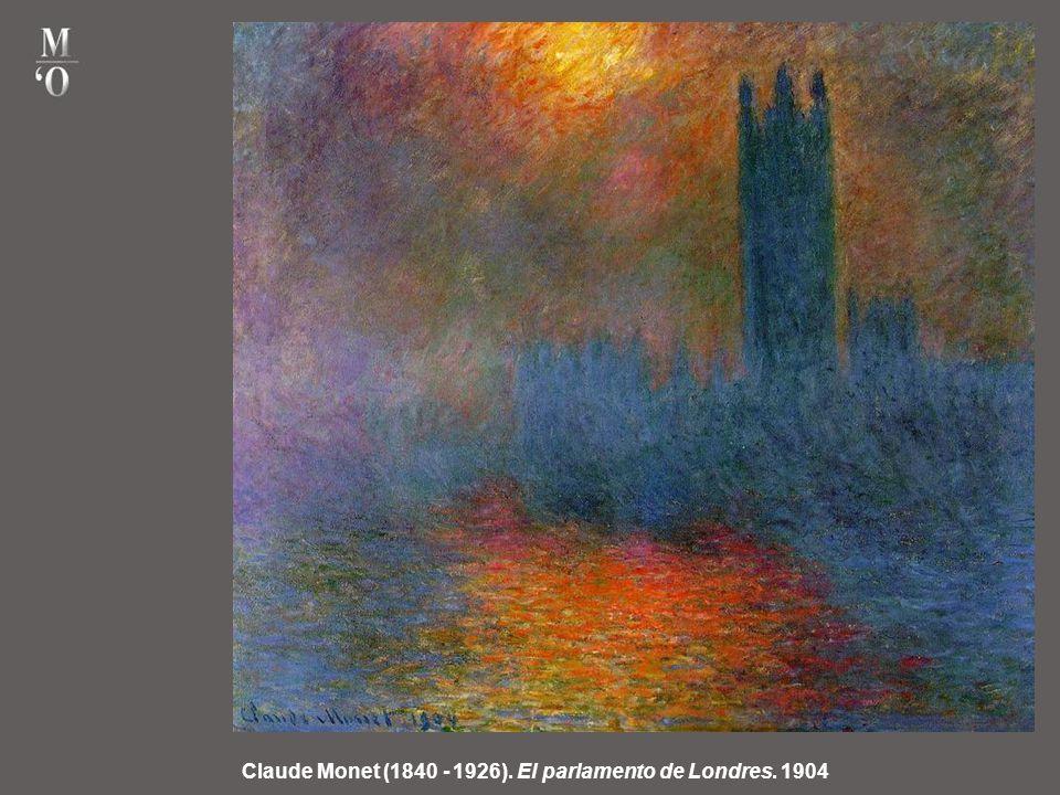 Claude Monet (1840 - 1926). Las amapolas. 1873