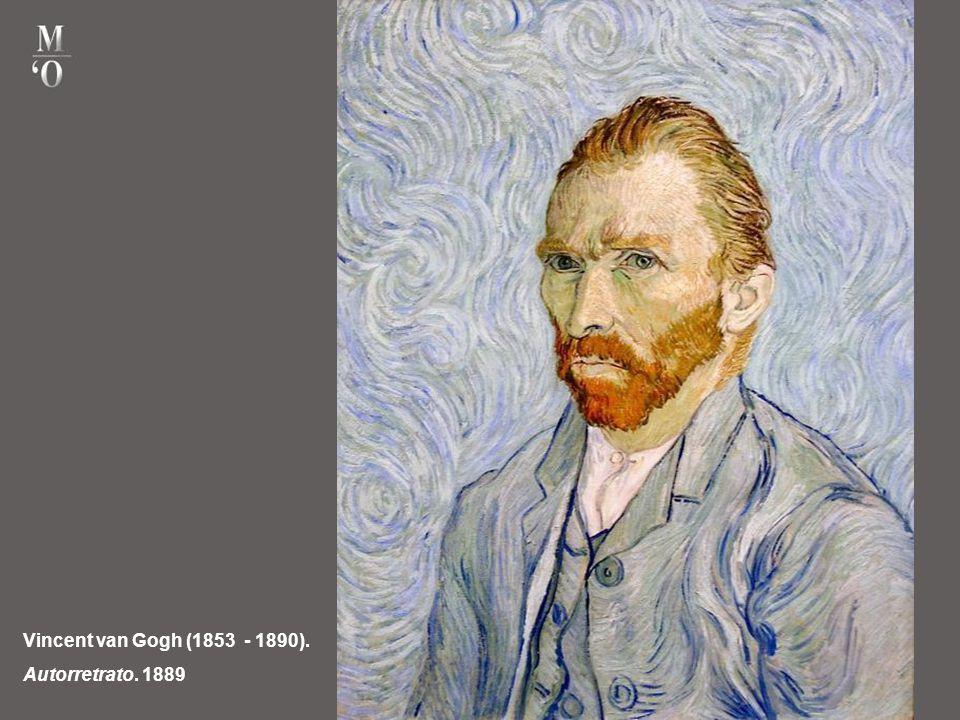 Vincent van Gogh (1853 - 1890). La habitación en Arles. 1888