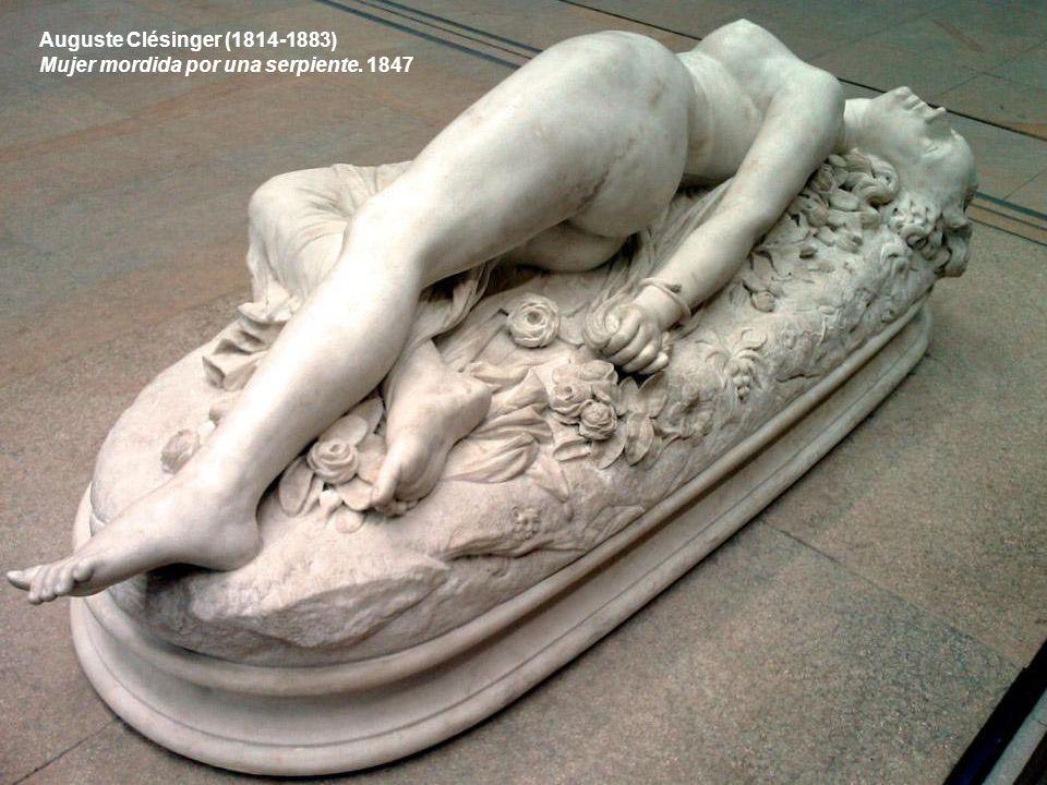 François Rude (1784-1855). Napoleón despertándose en la inmortalidad. 1846