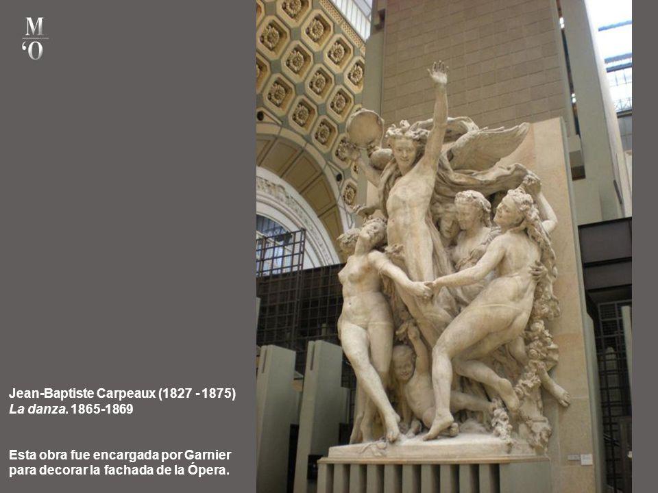 Jean-Baptiste Carpeaux (1827 - 1875) Ugolino. 1862