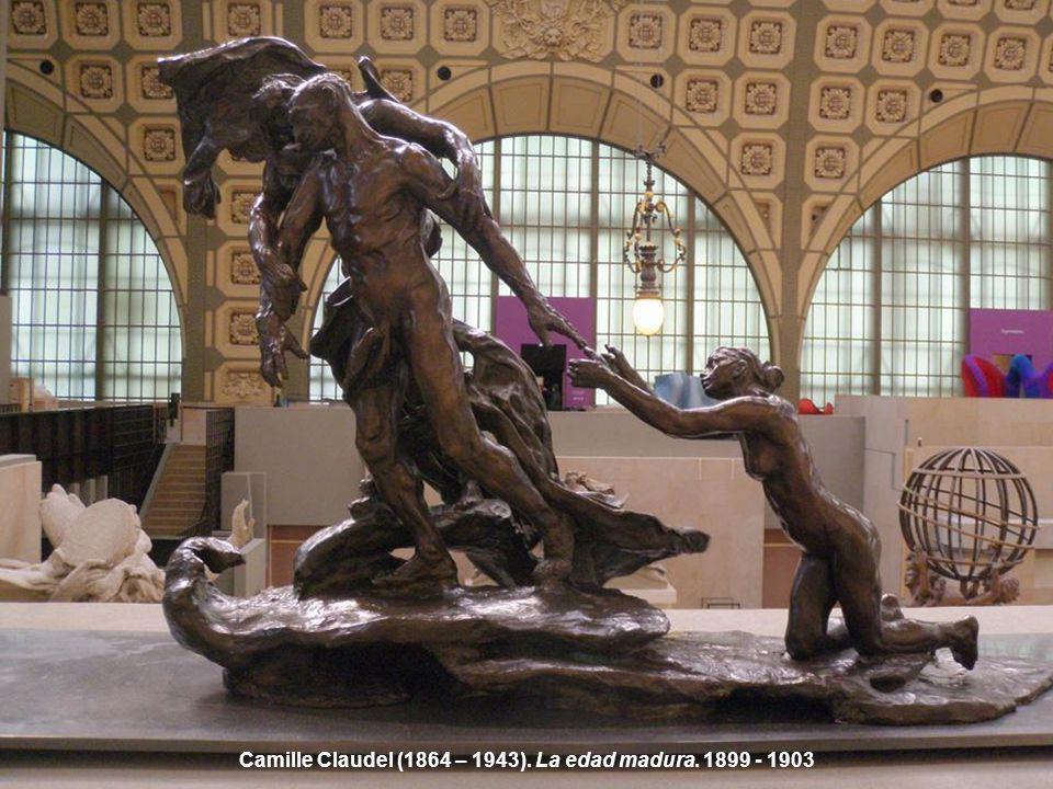 Jean-Baptiste Carpeaux (1827 - 1875) Las cuatro partes del mundo. 1872