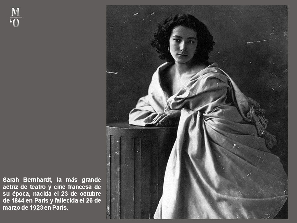 Por su estudio desfilaron las personalidades más destacadas de la época. Claude Monet (1840 – 1926). Pintor Eugène Delacroix (1798 - 1863)). Pintor