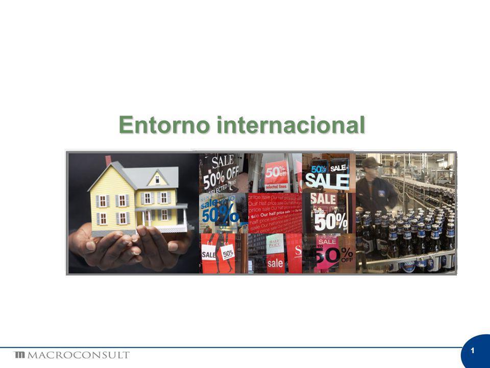 1 Entorno internacional